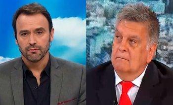 Luis Ventura reveló una interna que tuvo con Pallares en Intrusos | Intrusos