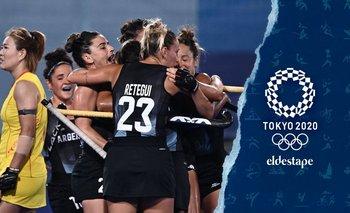 Las Leonas buscarán su tercer triunfo consecutivo en Tokio 2020   Juegos olímpicos
