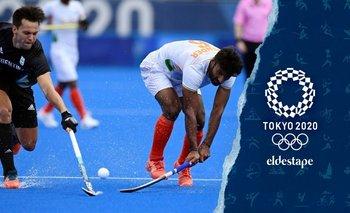 Los Leones cayeron ante India y se juegan el pase de ronda   Juegos olímpicos
