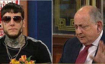 Alex Caniggia se confesó anti vacunas y Chiche lo cruzó con fiereza | Polémica en el bar