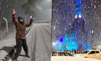 Video: histórica nevada en Brasil  | Fenómenos naturales