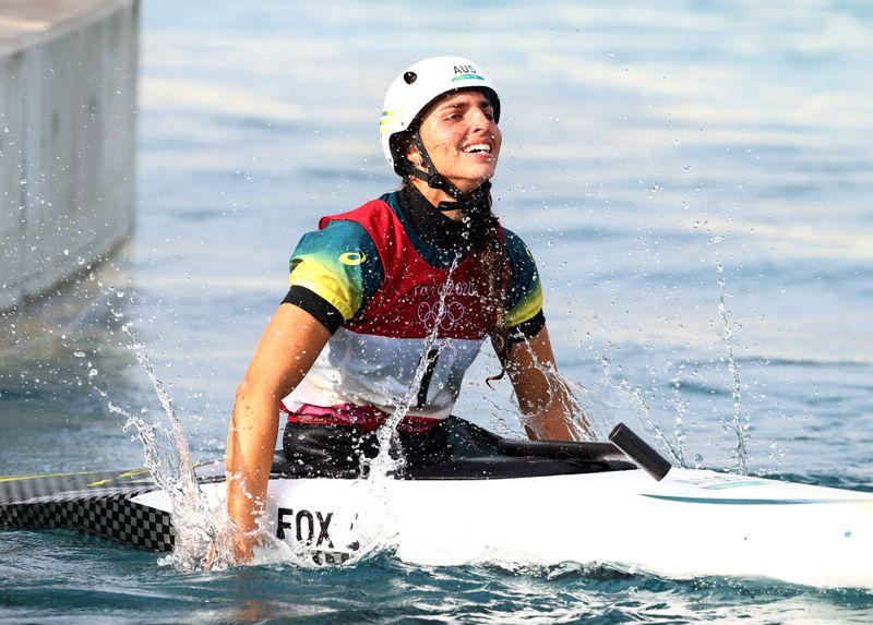 Arregló su kayak con un preservativo y vomitó antes de ganar la medalla de oro | Juegos olímpicos