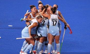 Las Leonas vencieron a Japón y están en cuartos de final   Juegos olímpicos