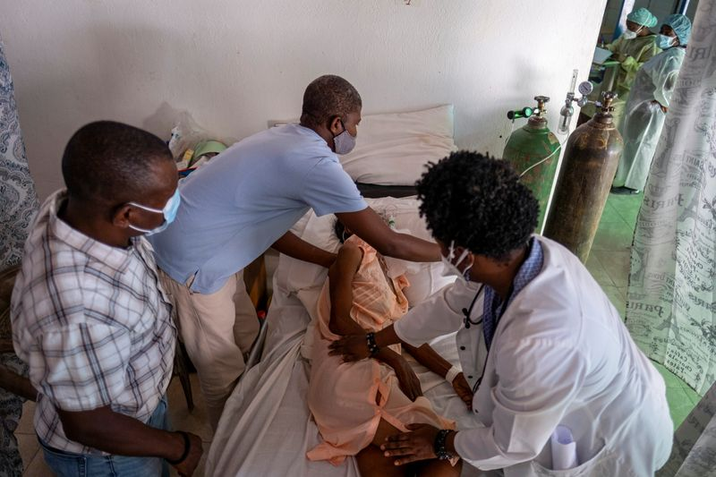 En Haití, la pandemia de COVID-19 se desata en medio de la crisis política   Coronavirus