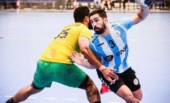 Handball de Argentina vs. Brasil: TV en vivo, hora y streaming | Juegos olímpicos