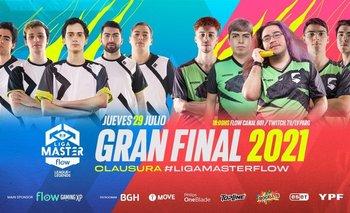 Liga Master Flow: cómo y dónde ver la final entre Globant y Savage | Gaming