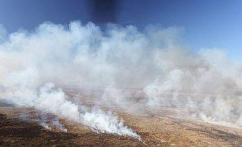 Ambiente desplegó brigadistas por la emergencia hídrica en el Paraná   Paraná