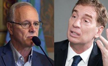 Ramos Padilla observó las candidaturas de Santilli y Gollan | Elecciones 2021