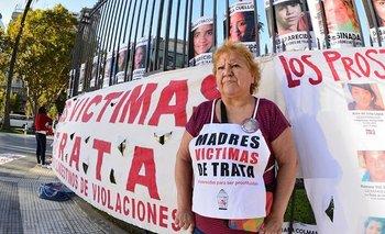 La incansable lucha de Madres Víctimas de Trata   Trata de personas