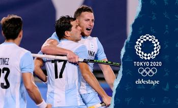 Los Leones vencieron a Nueva Zelanda y aseguraron su pase a cuartos | Juegos olímpicos