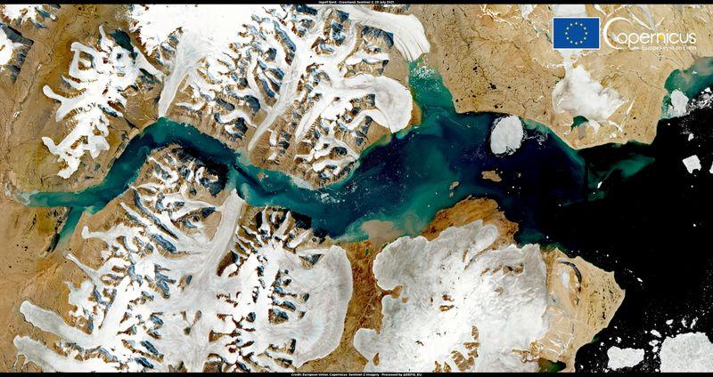 Deshielo masivo récord en Groenlandia: peligro de inundaciones | Cambio climático