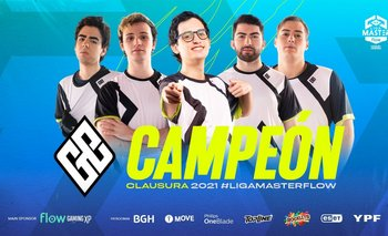 Liga Master Flow: Globant es el nuevo campeón y clasificó al Regional Sur rumbo a LLA | Gaming
