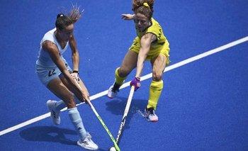 Las Leonas no pudieron con Australia pero pasan a cuartos de final | Juegos olímpicos