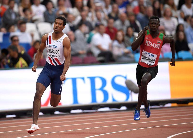 Velocista keniano da positivo por sustancia prohibida | Juegos olímpicos