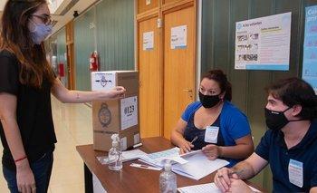 Facilitadores sanitarios: qué funciones tendrán en las elecciones | Elecciones 2021