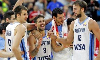 JJOO: qué necesita la Selección de básquet para llegar a cuartos | Juegos olímpicos