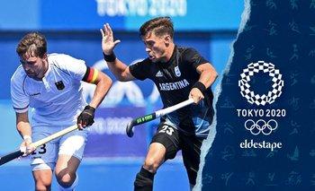 Juegos Olímpicos: los Leones cayeron en cuartos vs. Alemania | Tokio 2020