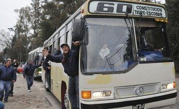 Línea 60: No hubo acuerdo y amenazan con cortar accesos a la Ciudad   Línea 60