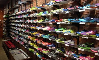 Consumo: repunta la compra de zapatillas | Consumo