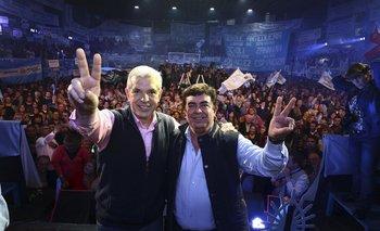 Elecciones 2015: Pachu Peña y Mex Urtizberea se suman a la campaña de Julián Domínguez | Paso