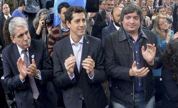 Elecciones 2015: Máximo Kirchner defendió a Aníbal y criticó a Clarín | Máximo kirchner