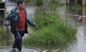 Ministerio de Planificación brinda ayuda a los afectados por la inundación | Temporal