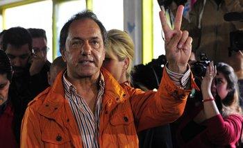 Elecciones 2015: Scioli ganó en las PASO y arrasó en las redes sociales | Elisa carrió