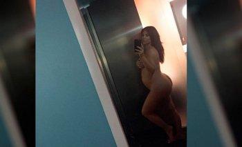 Las fotos de Kim Kardashian desnuda y embarazada | Kim kardashian
