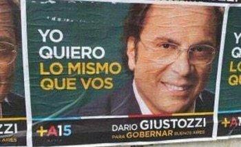 Giustozzi cerró sus cuentas en las redes sociales   Frente para la victoria