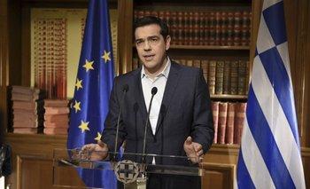 Grecia: Tsipras presentó su renuncia y se llamará a elecciones anticipadas   Crisis en grecia