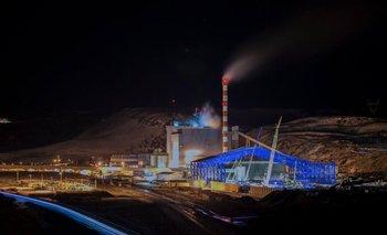 La central térmica de Río Turbio se sincronizó por primera vez a la red nacaional | Río turbio