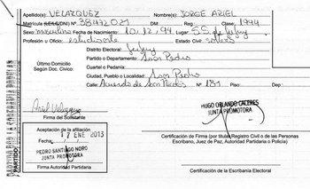 Afirman que el joven asesinado en Jujuy era afiliado al partido de Sala   Asesinato