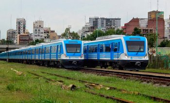 Paro de trenes: La Fraternidad ratificó que no habrá ferrocarriles el miércoles | Ministerio de trabajo