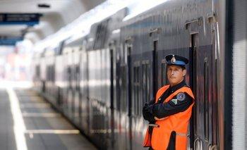 Paro de trenes: La Fraternidad rechaza paritarias del 27,8% | Carlos tomada