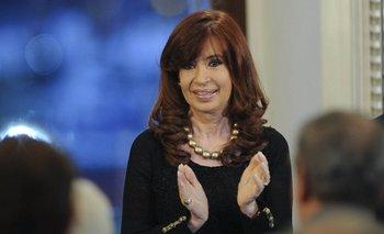 La Presidenta retoma su actividad pública este miércoles | Cristina kirchner