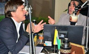 Capitanich se sacó chispas con su rival en un tenso debate radial | Jorge capitanich