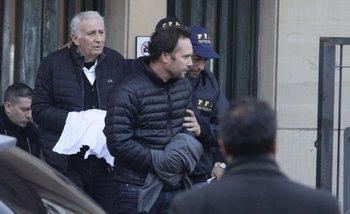 Escándalo en FIFA: Bonadío excarceló a los Jinkins | Alejandro burzaco