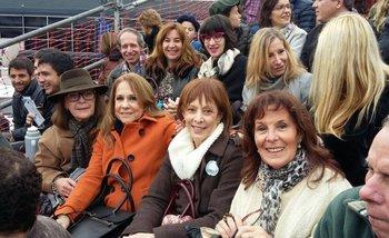 Quiénes son las esposas de represores presentes en el palco con Macri en La Rural | Derechos humanos
