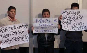 200 familias en pie de guerra contra el aumento de tarifas de Macri | Tarifazo