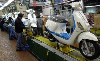 En agosto se patentaron 35.185 motos: un 11% de aumento que julio | Reactivación económica