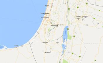 Polémica: Google Maps borró a Palestina del mapa   Israel