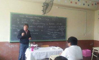El hijo del genocida Bussi dio una clase en una escuela para reinvidicar a la dictadura | Derechos humanos