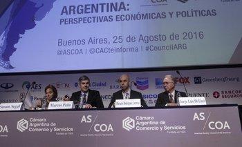 Empresarios le piden al Gobierno reducir costos para motivar inversiones | Mauricio macri