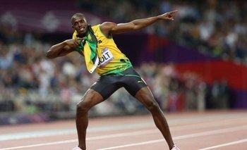 Usain Bolt llegó a la final de los 100 metros y se retira luchando por el oro | Usain bolt