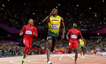 Ovacionado, Bolt se despidió de los 100 metros | Usain bolt