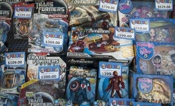 La cruda y triste realidad de la industria del juguete nacional en un folleto   Día del niño
