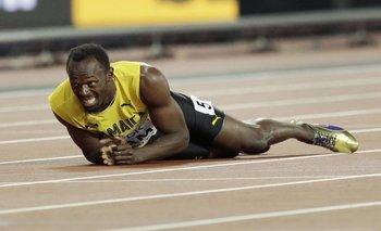 Un diario birtánico reveló un video de Usaín Bolt de fiesta en la previa de su trágica lesión | Usain bolt