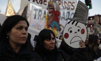 Trabajadores de Pepsico protestan en el Obelisco | Cgt
