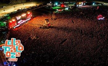 Se flitró el line up del Lollapalooza y promete ser el mejor de todos los tiempos | Lollapalooza