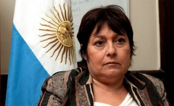 Aportantes truchos: Graciela Ocaña reapareció y respaldó a Vidal | Aportantes truchos
